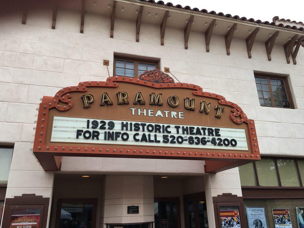 Paramount Theatre: 420 N Flourence St, Casa Grande, AZ