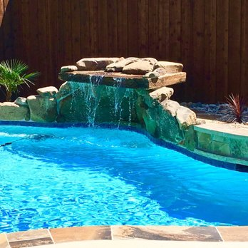 Photo Of Riverbend Sandler Pools Plano Tx United States