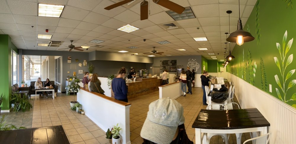 A Little Lovely Coffee House: 430 Outlet Center Dr, Queenstown, MD