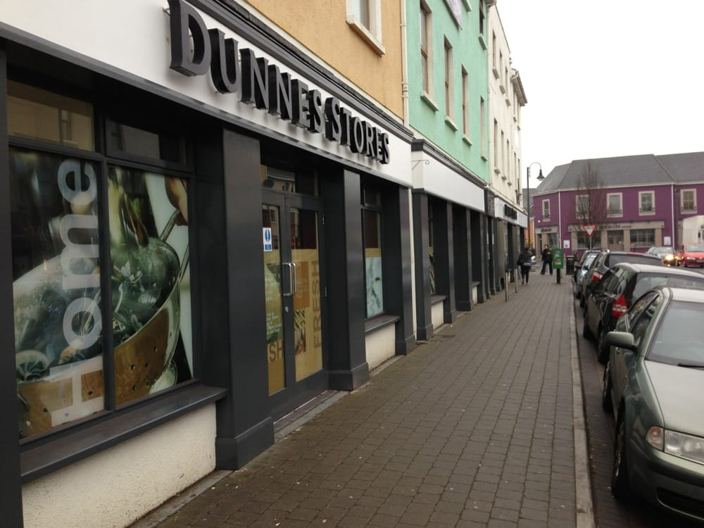 dunnes The dunnes stores chain of stores are represented across dublin and throughout ireland irish owned, they sell general groceries, household goods and clothing for all the family.