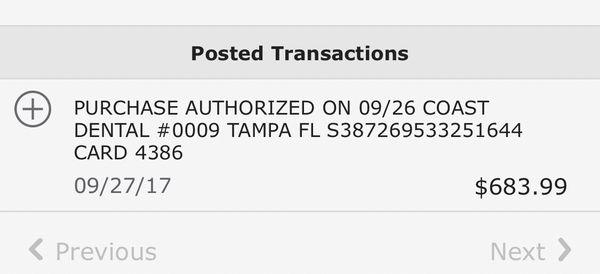 Coast Dental 14815 N Dale Mabry Hwy Tampa, FL Health