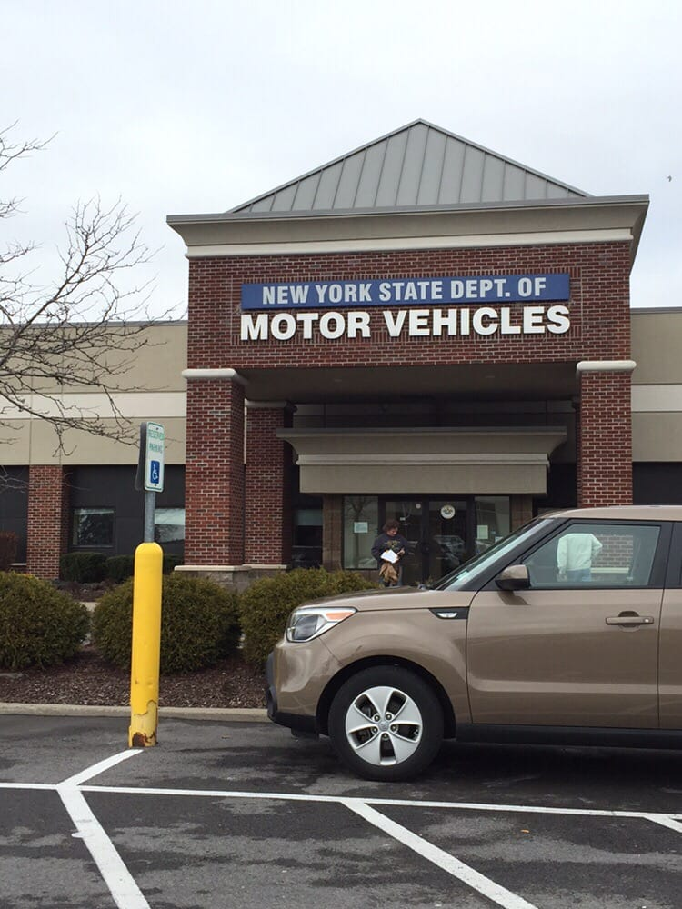 Ny state dept of motor vehicles for The motor vehicle department