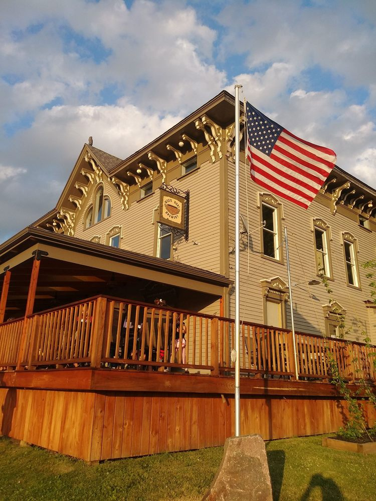 Wood Boat Brewery: 625 Mary St, Clayton, NY