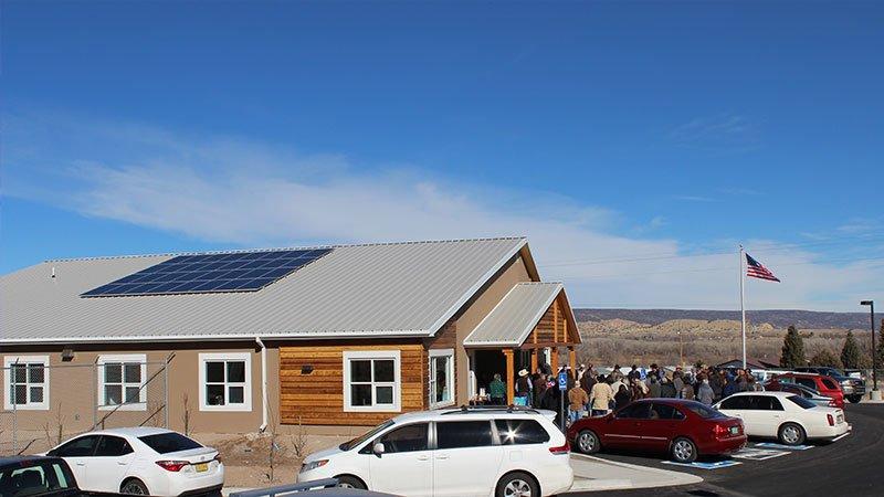 Sol Luna Solar: 56C County Rd 65, Dixon, NM