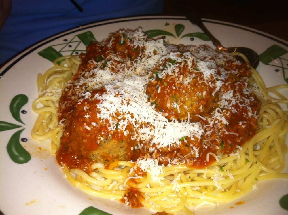 Spaghetti Meatballs Yelp