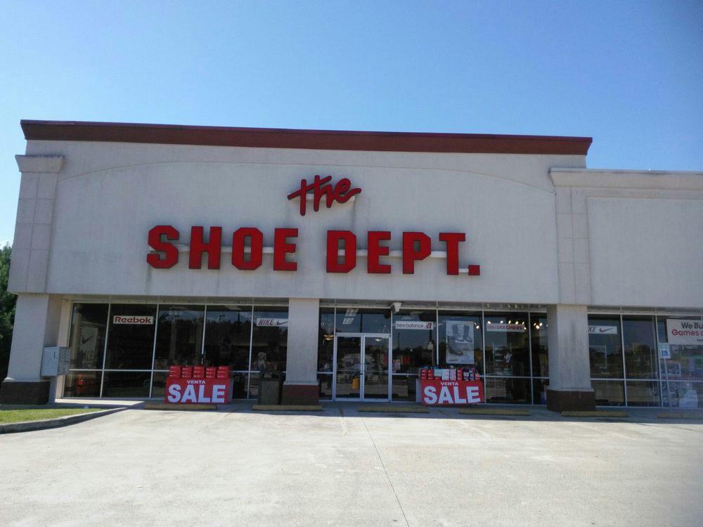 Shoe Dept: 1005 Highway 96 By-Pass, Silsbee, TX