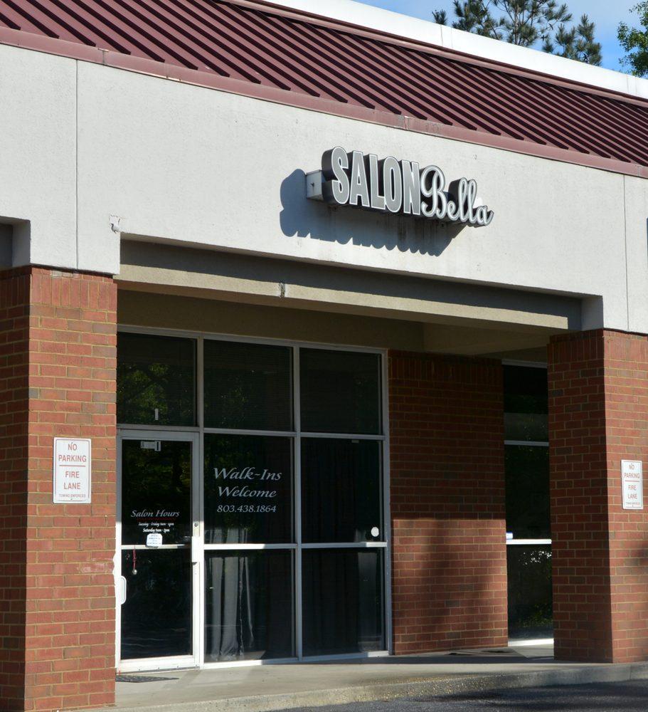 Salon Bella: 610 Hwy 1 S, Lugoff, SC