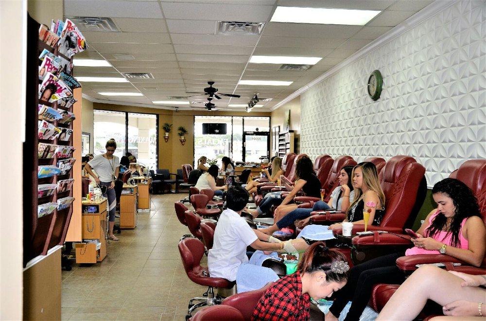 K Nails: 14604 N Dale Mabry Hwy, Tampa, FL
