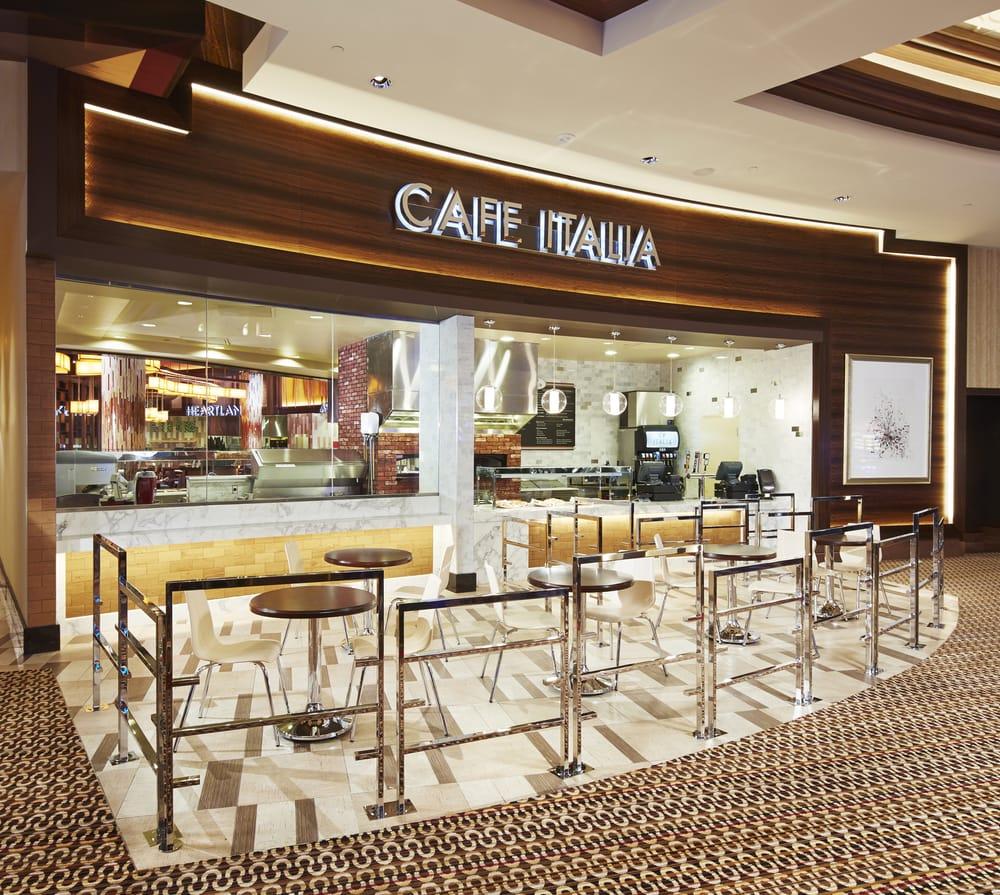 Cafe Italia: Horseshoe Cincinnati Casino, Cincinnati, OH