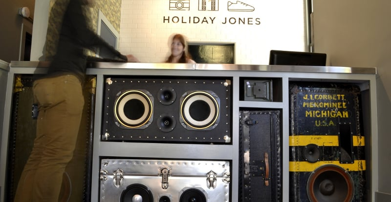 Holiday Jones: 1659 W Division St, Chicago, IL