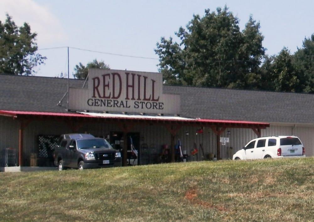 Red Hill General Store: 1035 Sylvatus Hwy, Hillsville, VA