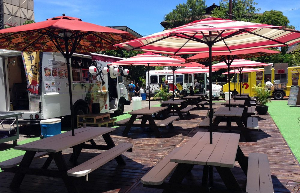 Birmingham Food Park: 109 24th St N, Birmingham, AL