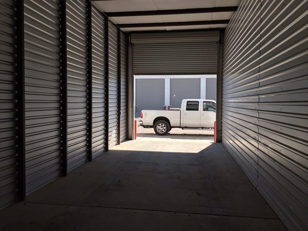 Anchor Inn Storage: 31689 Cienega Springs Rd, Parker, AZ
