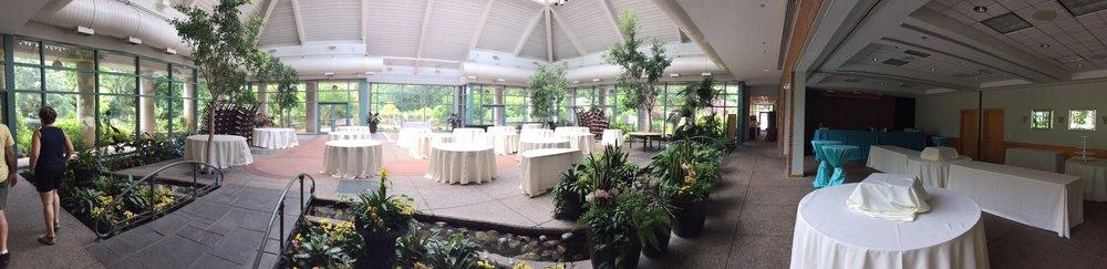 The Atrium At Meadowlark Botanical Gardens 14 Photos 14 Reviews Venues Event Spaces