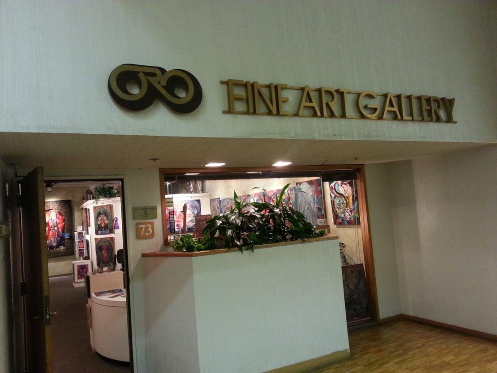 Oro Fine Art Gallery