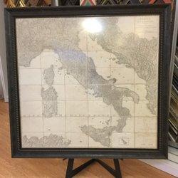 photo of art frame solutions reston va united states