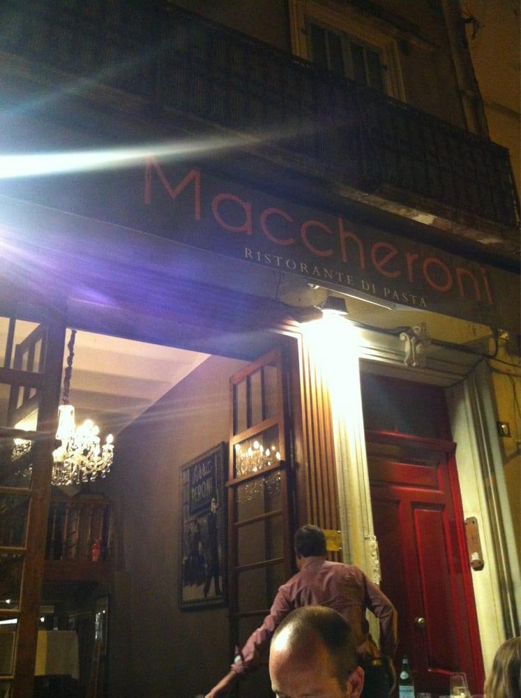 Restaurant Rue Florian Cannes