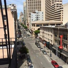 Hotel Metropolis San Francisco Adresse