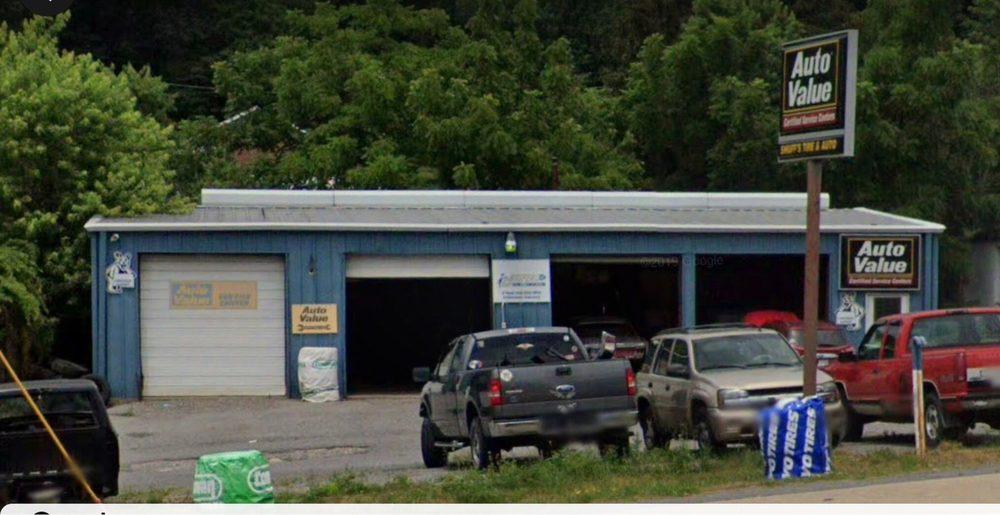 Shuff's Discount Tire & Auto Repair: 2037 Robert C Byrd Dr, MacArthur, WV