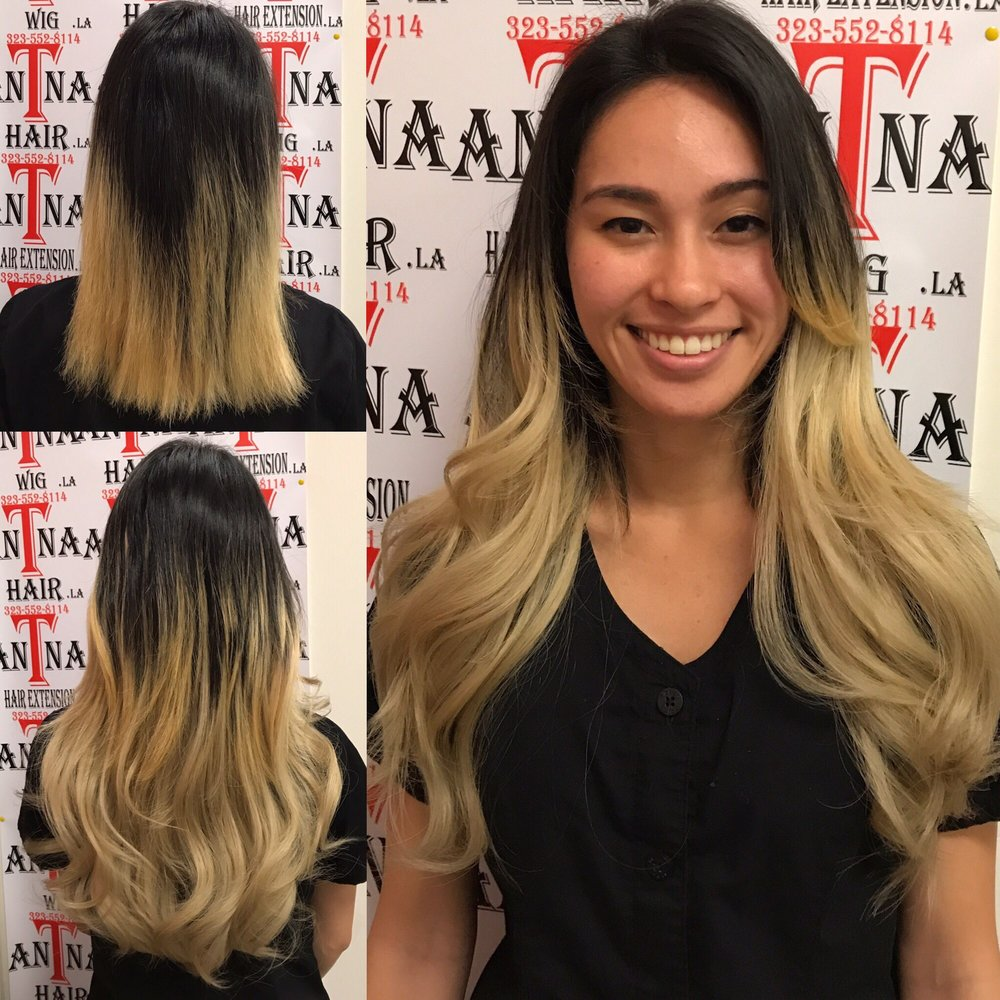 Human Hair Extensions Hair Included 390 Yelp