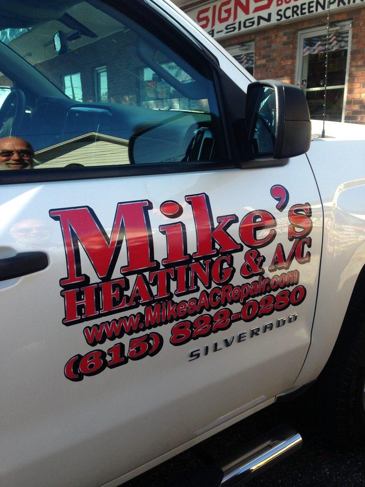 Mike's Heating & AC: 144 Hillside Dr, Hendersonville, TN