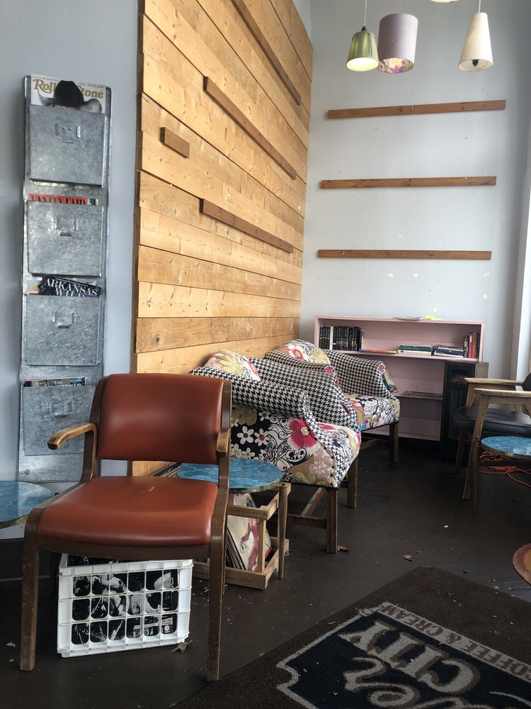 Social Spots from River City Coffee