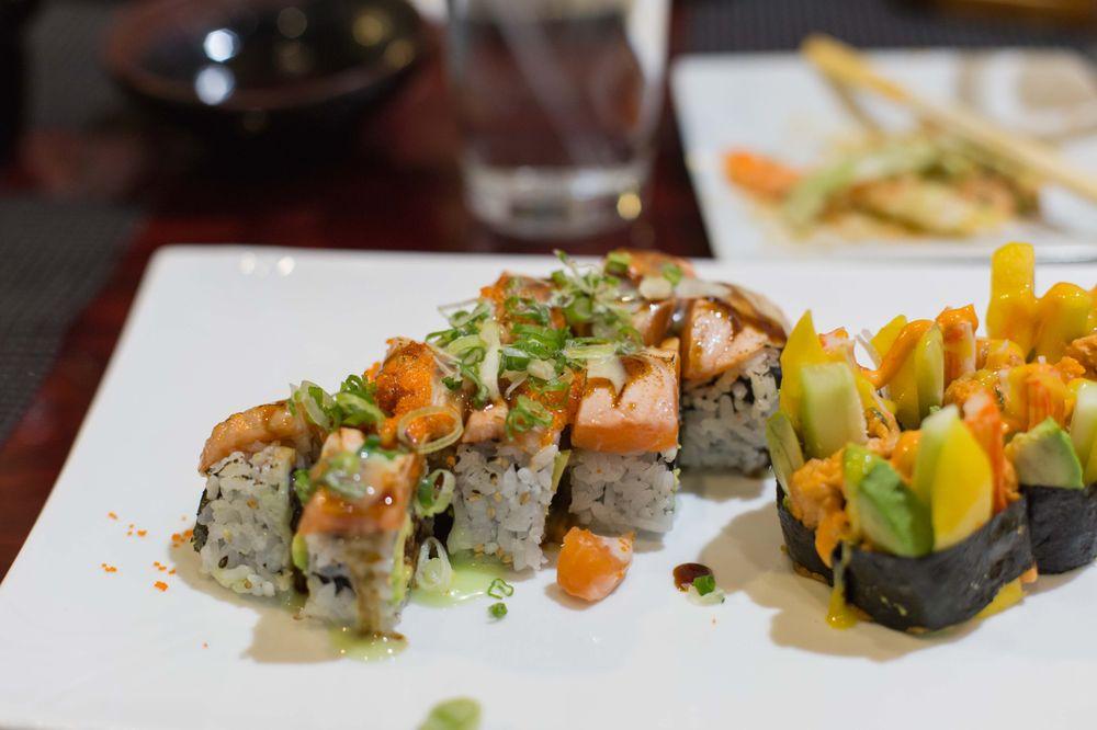 Laku Sushi