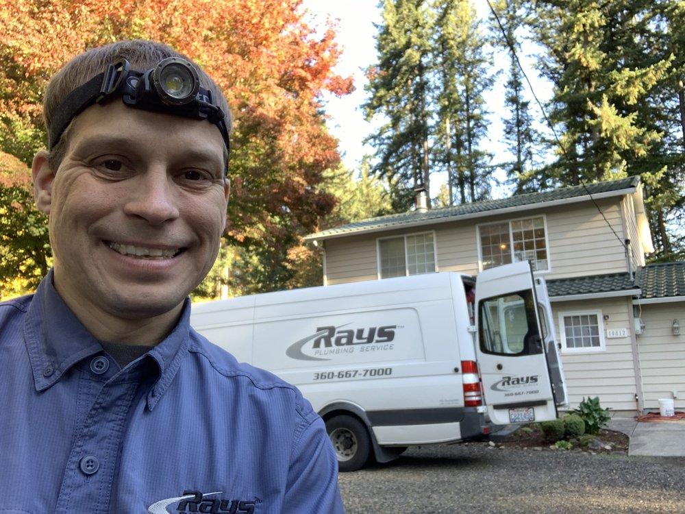 Rays Plumbing Service: 1315 SE Grace Ave, Battle Ground, WA