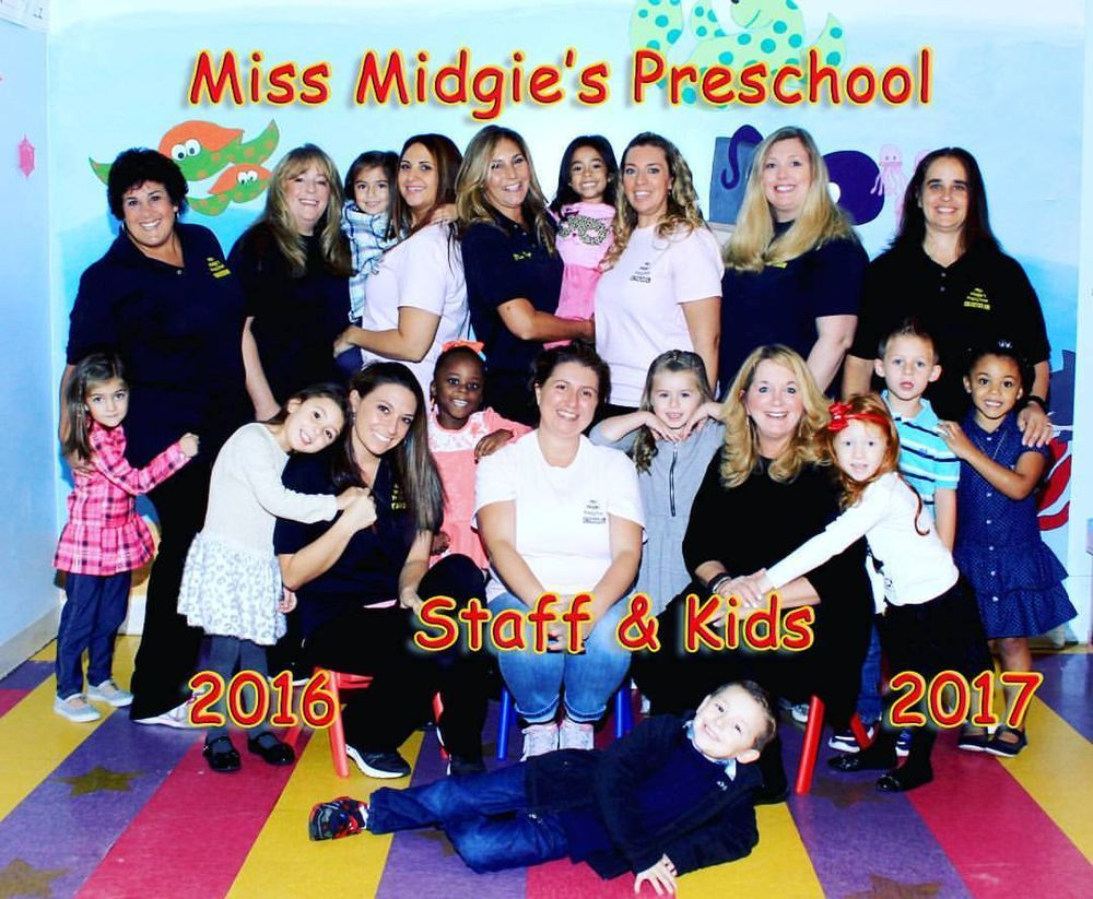 Miss Midgies Preschool: 155 Rte 109, West Babylon, NY