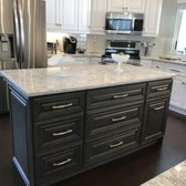 Photo Of Cabinets To Go Tampa Fl United States Kensington Mist Island