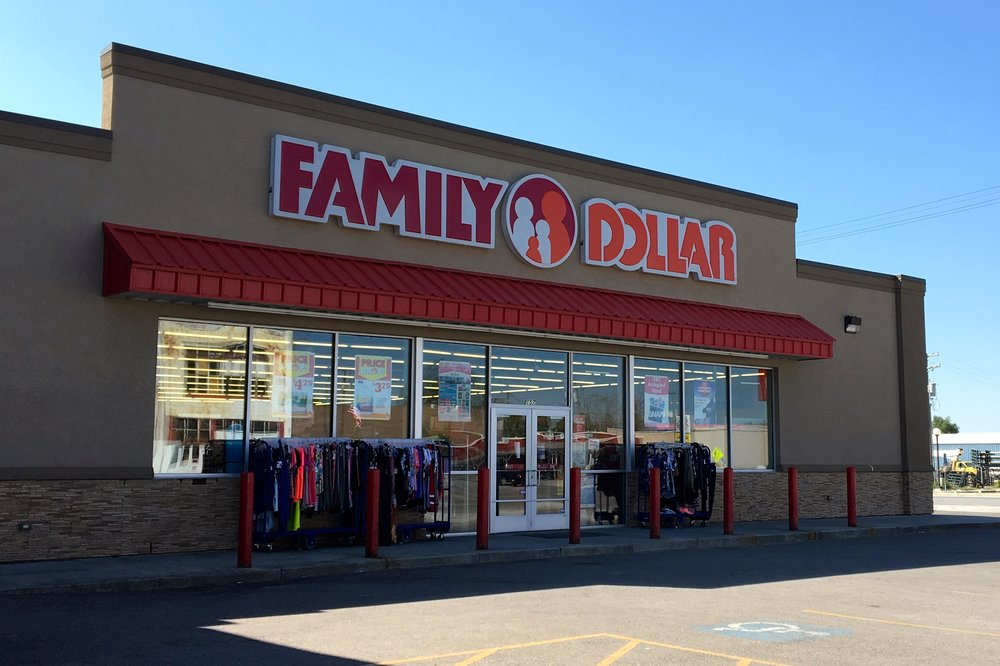 Family Dollar: 157 W Grand Ave, Arco, ID