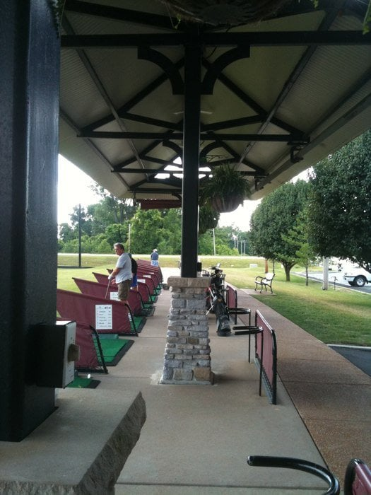 First Tee Driving Range: 6286 Lemay Ferry Rd, Saint Louis, MO