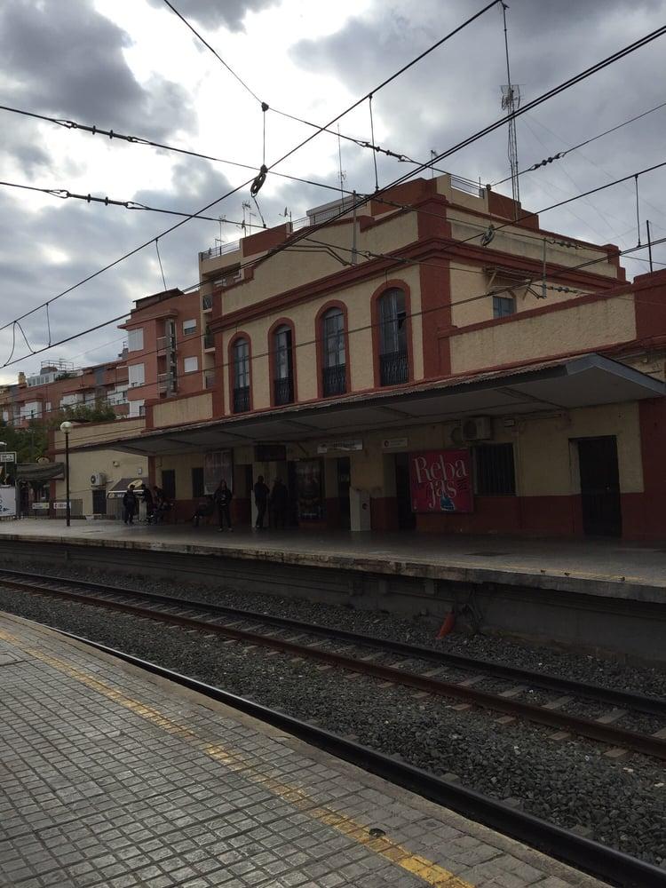 Metro torrent train stations calle san juan de la cruz - Calle torrente valencia ...