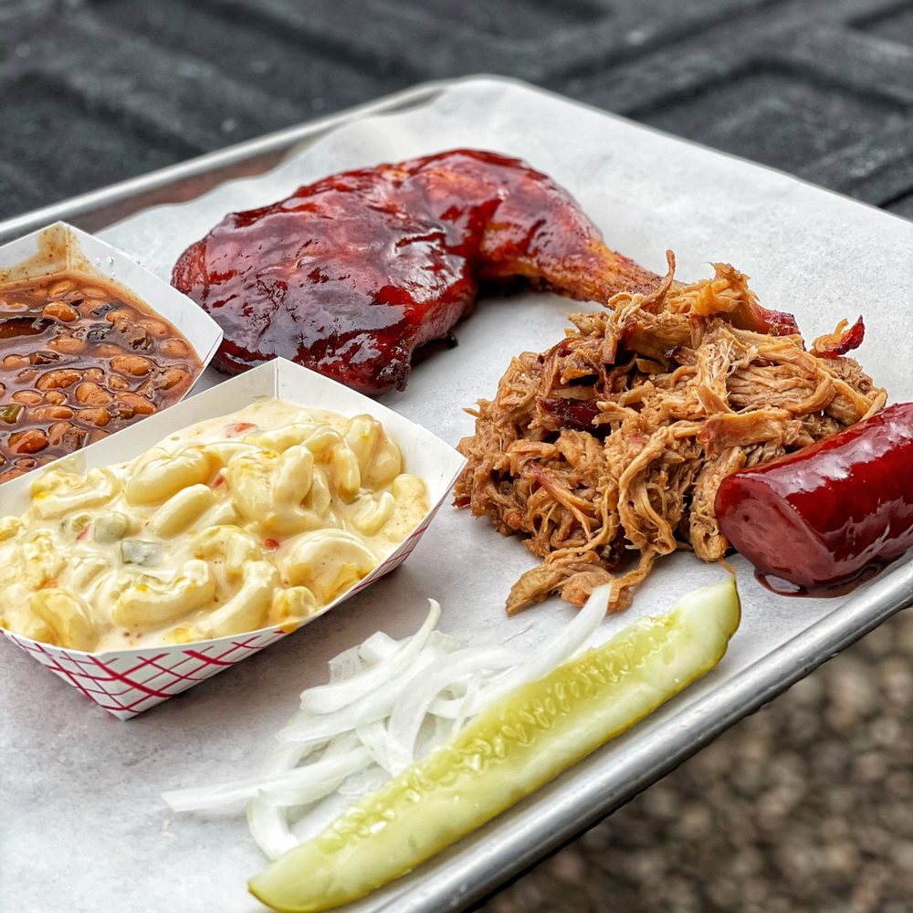 Pink Flamingo BBQ: 2801 Old Greenwood Rd, Fort Smith, AR