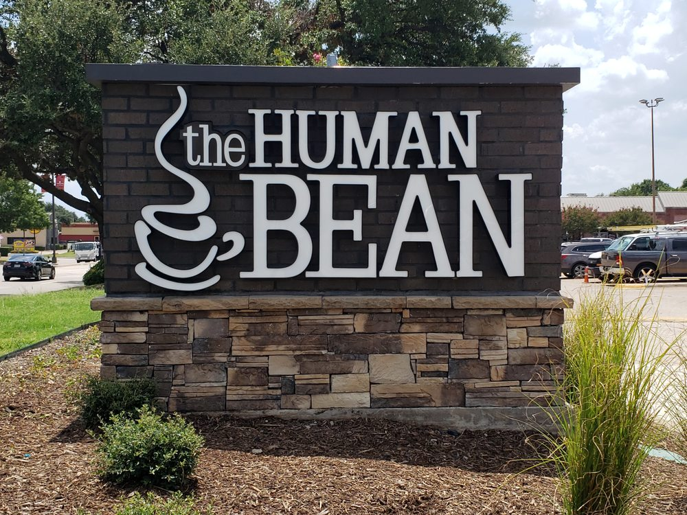 The Human Bean: 2661 Midway Rd, Carrollton, TX