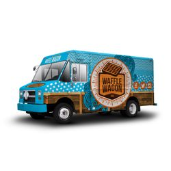 Waffle Wagon Food Truck South Bend