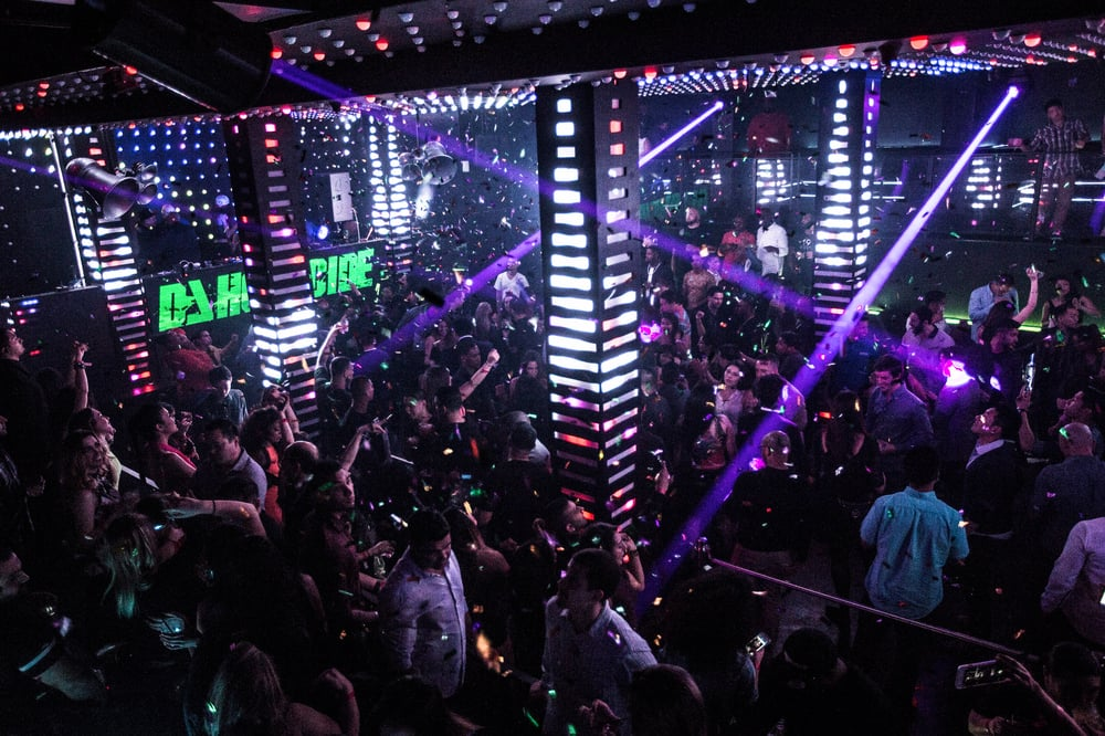 Temple Nightclub: 540 Howard St, San Francisco, CA