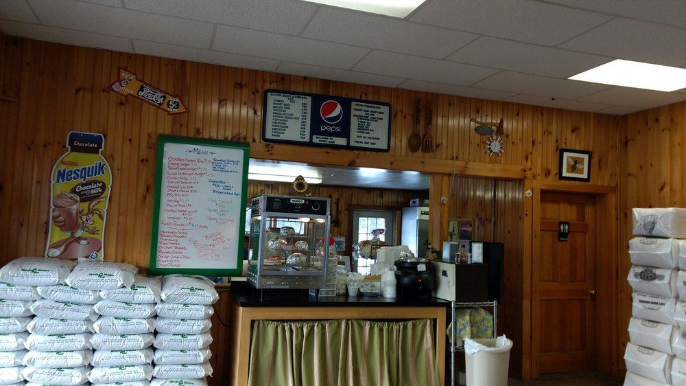 Mike's Gas & Redemption: 3799 US 5, West Burke, VT