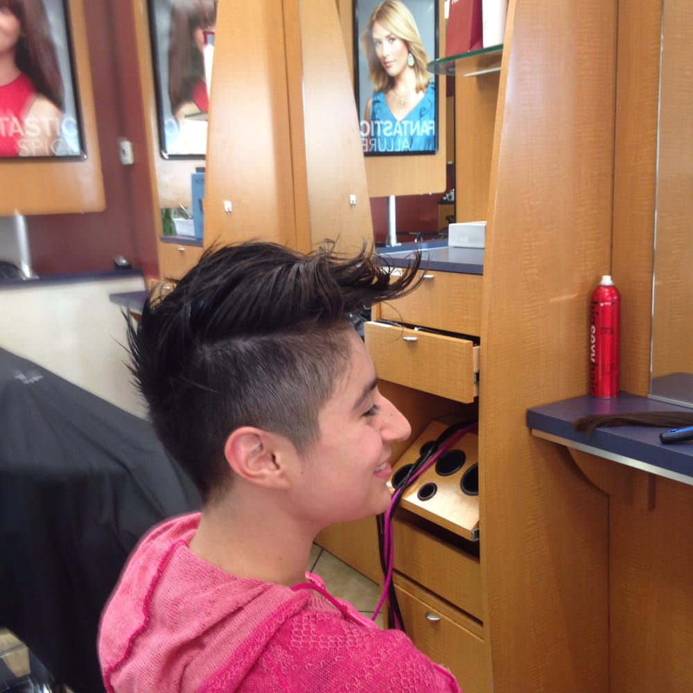 Fantastic sams hair salons 38 reviews hairdressers for Sams salon