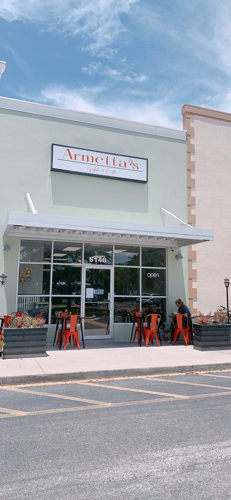 Armetta's Gelato & Caffè: 6146 N US Hwy 41, Apollo Beach, FL