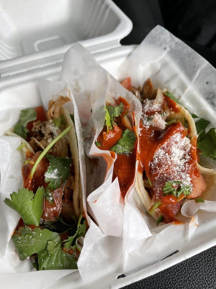 Streetside Tacos: 609 S Pacific Ave, Long Beach, WA