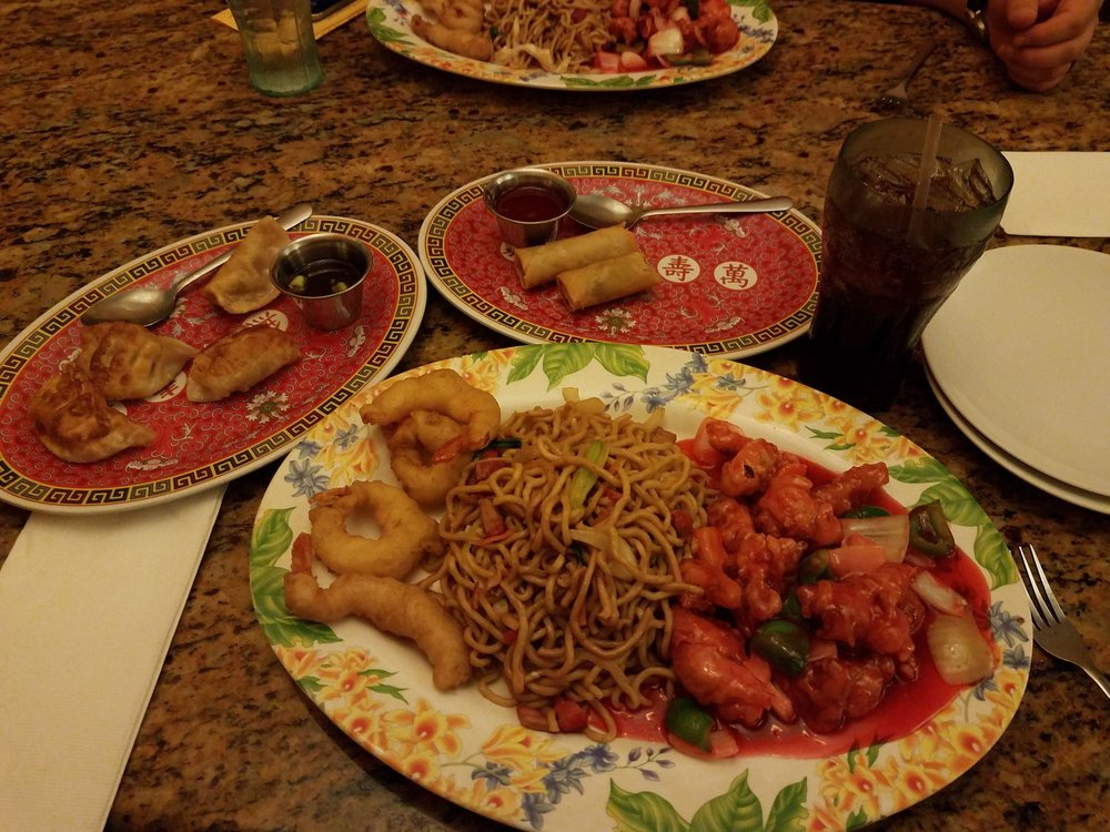 Chinatown Restaurant: 2766 East St, Anderson, CA