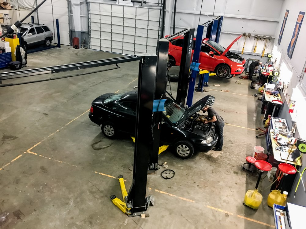 Self Service Garages : Stew s self service garage foto e recensioni