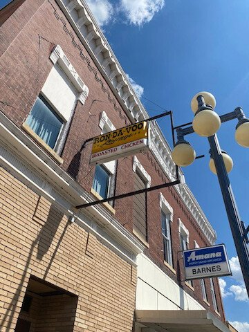 Ron-Da-Voo Lounge & Deli: 414 1st Ave, Vinton, IA