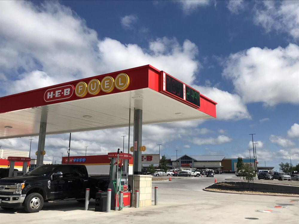 H-E-B: 100 Hudson Oaks Drive, Hudson Oaks, TX