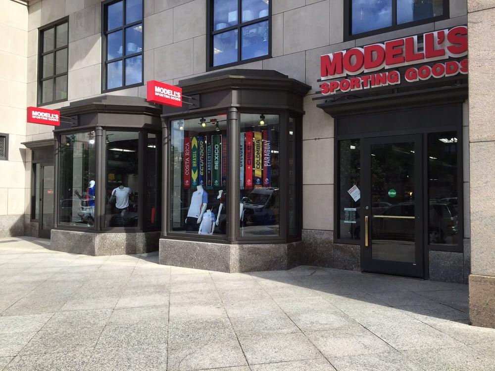 Modell's Sporting Goods: 480 Boylston St, Boston, MA