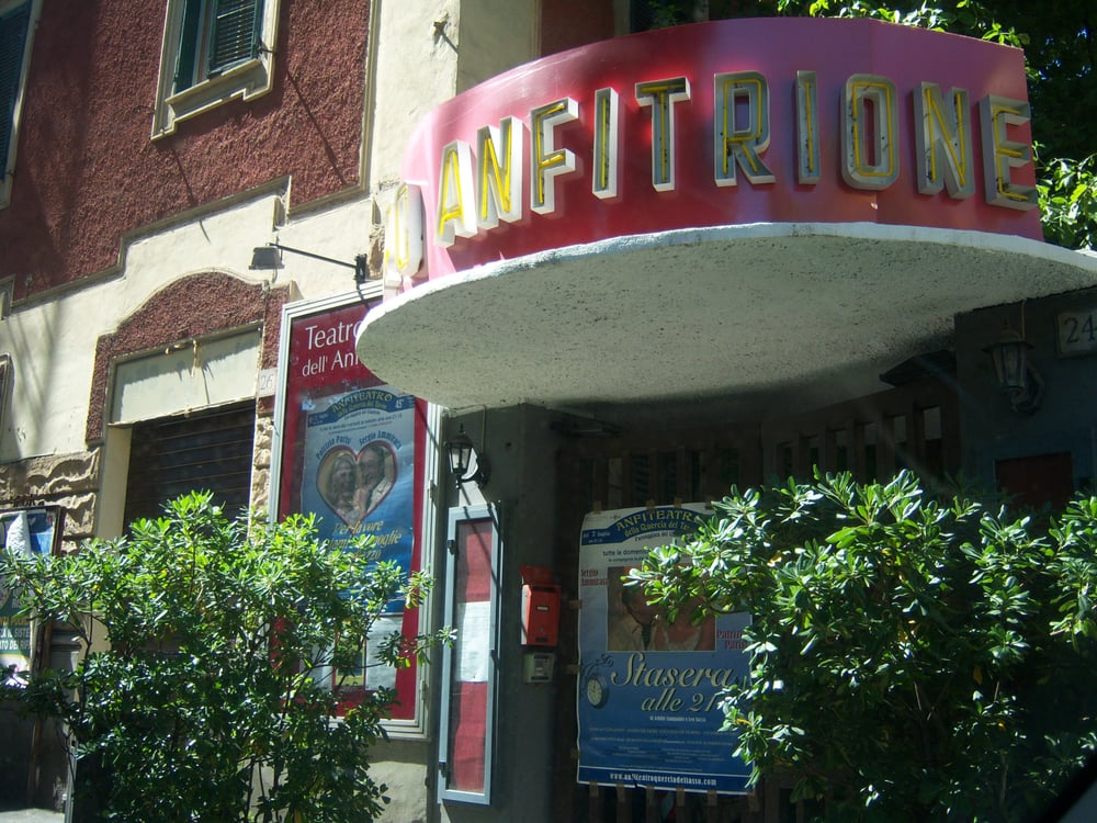 Teatro Anfitrione