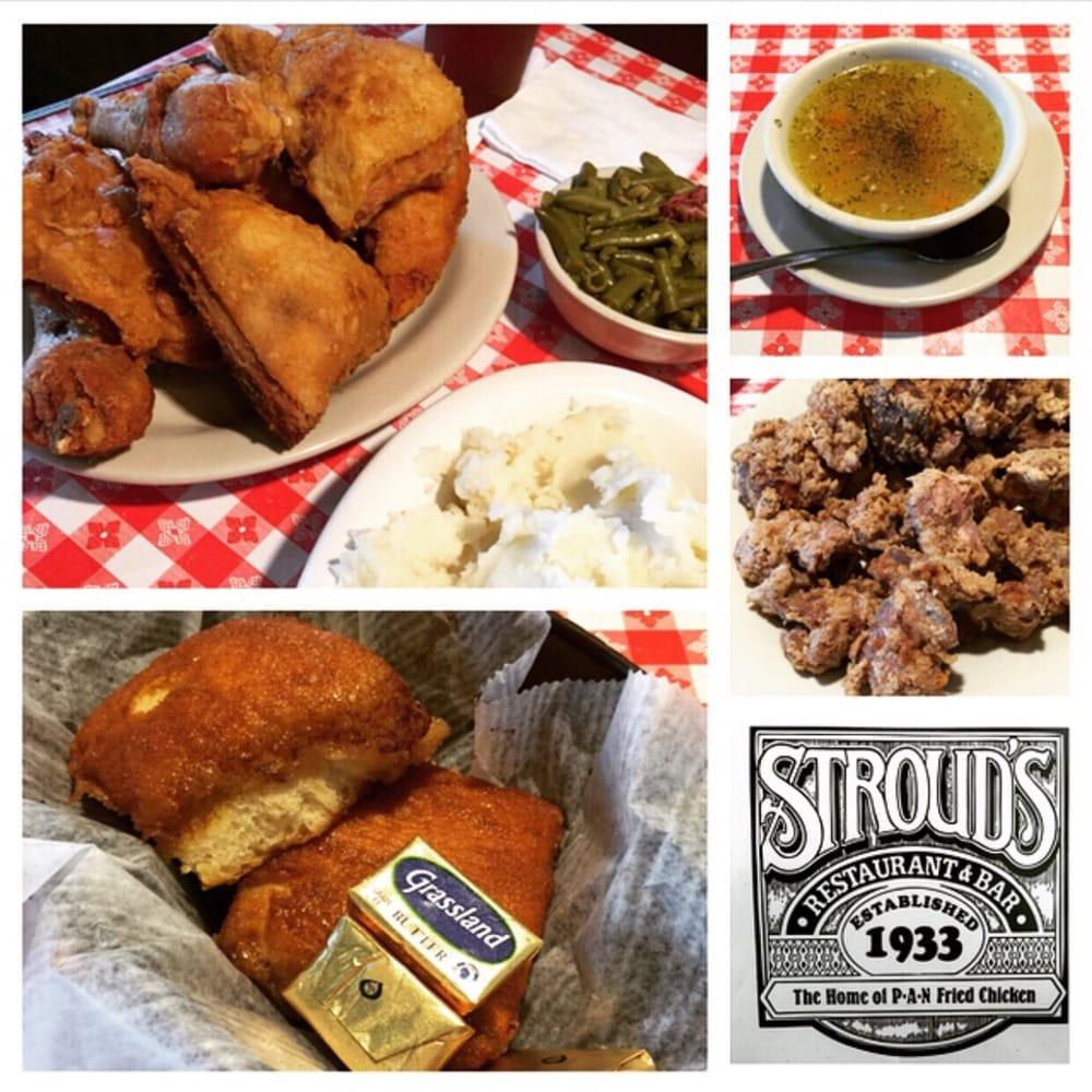 Stroud's Restaurant & Bar