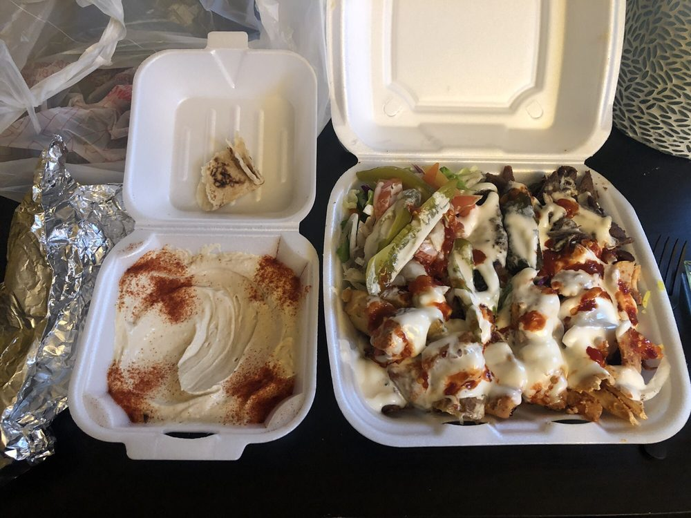 Al-Madina Market & Grill: 6 W Corry St, Cincinnati, OH