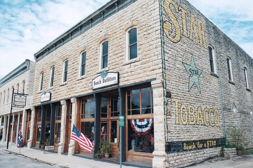 Blue Star Trading: 112 S Pecan St, Hico, TX